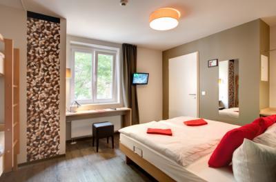Hostels und Jugendherbergen - MEININGER Hostel Berlin Mitte