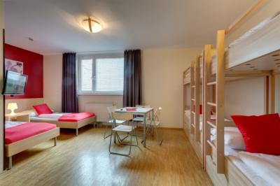Hostels und Jugendherbergen - MEININGER Hostel Vienna Central Station