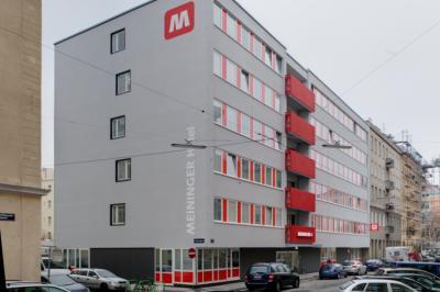 Hostels und Jugendherbergen - MEININGER Hostel Vienna Downtown Sissi