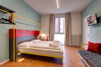 Hostels und Jugendherbergen - MEININGER Hostel Milano Garibaldi