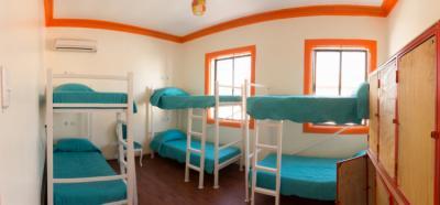 Hostels und Jugendherbergen - Hostal Casa Aborigen