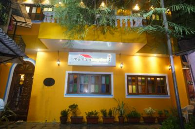 Hostels und Jugendherbergen - Mumbai Staytion Dorm - A Backpackers Hostel