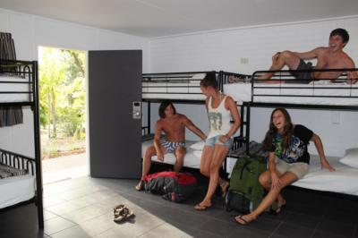 Hostels und Jugendherbergen - Nomads Noosa