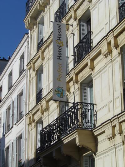 Hostels und Jugendherbergen - Perfect Hostel Paris