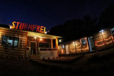 Hostels und Jugendherbergen - Sturmfrei Hostel Goa