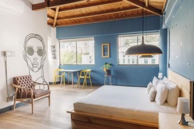 Hostels und Jugendherbergen - Selina Parque 93 Bogota