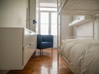 Hostels und Jugendherbergen - No Limit Hostel Lisbon