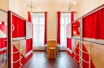 Hostels und Jugendherbergen - Adagio Hostel 1.0 Oktogon