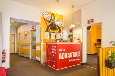 Hostels und Jugendherbergen - Hostel Advantage