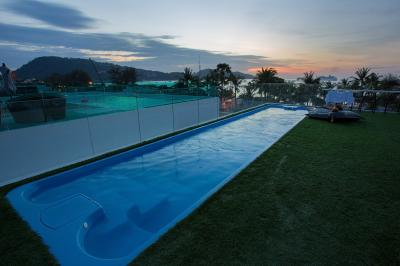 Hostels und Jugendherbergen - BearPacker Patong Hostel
