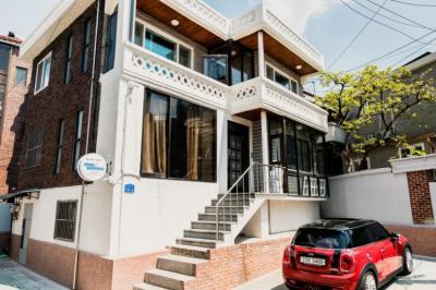 Hostels und Jugendherbergen - Chingu Guesthouse Hongdae