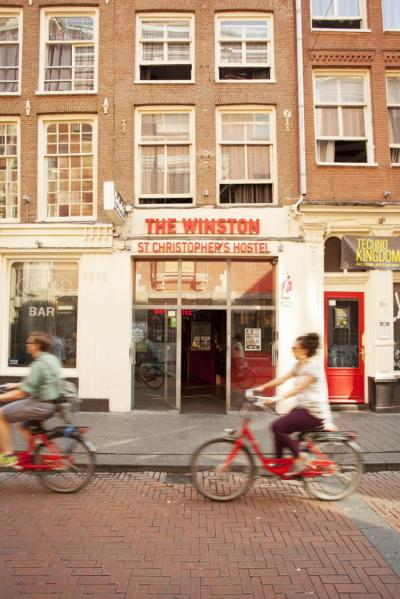 Hostels und Jugendherbergen - St Christopher's at the Winston, Amsterdam