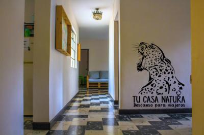 Hostels und Jugendherbergen - Hostel Tu Casa Natura