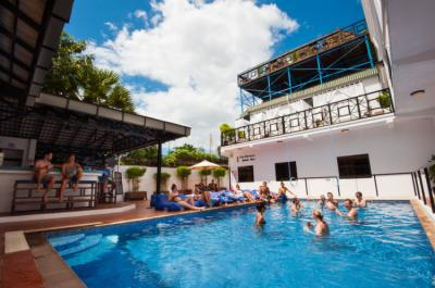 Hostels und Jugendherbergen - Mad Monkey Hostel Siem Reap