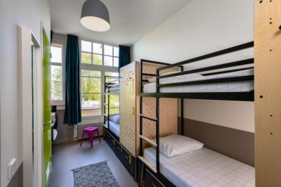 Hostels und Jugendherbergen - Hostel Stayokay Amsterdam Vondelpark