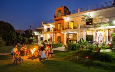 Hostels und Jugendherbergen - Zostel Agra