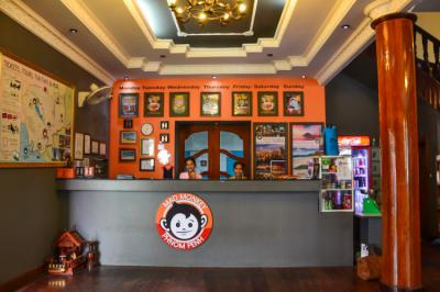 Hostels und Jugendherbergen - Mad Monkey Hostel Phnom Penh