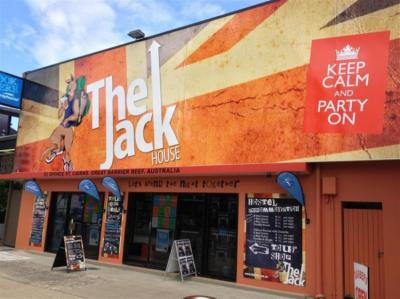 Hostels und Jugendherbergen - Hostel The Jack Backpackers
