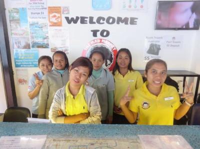 Hostels und Jugendherbergen - Mad Monkey Hostel Siem Reap