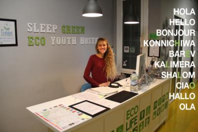 Hostels und Jugendherbergen - Sleep Green - Certified Eco Youth Hostel