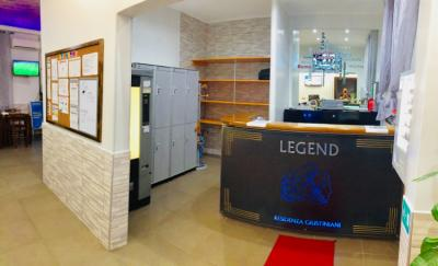 Hostels und Jugendherbergen - Legend R.G. Hostel