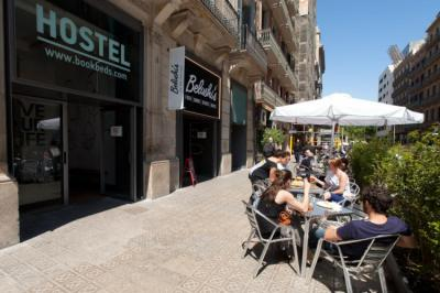 Hostels und Jugendherbergen - St Christopher's Inn, Barcelona