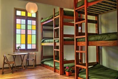 Hostels und Jugendherbergen - 3600 Hostel