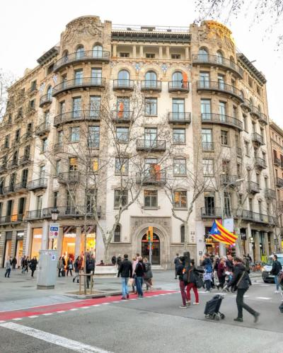 Hostels und Jugendherbergen - Hostel Safestay Barcelona Passeig de Gràcia