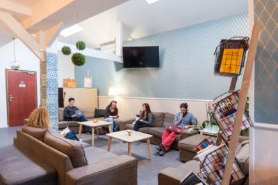 Hostels und Jugendherbergen - Trendy hostel