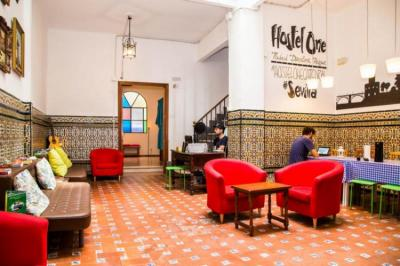 Hostels und Jugendherbergen - Hostel One Catedral Sevilla