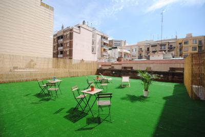Hostels und Jugendherbergen - Bed & Bike Barcelona Hostel