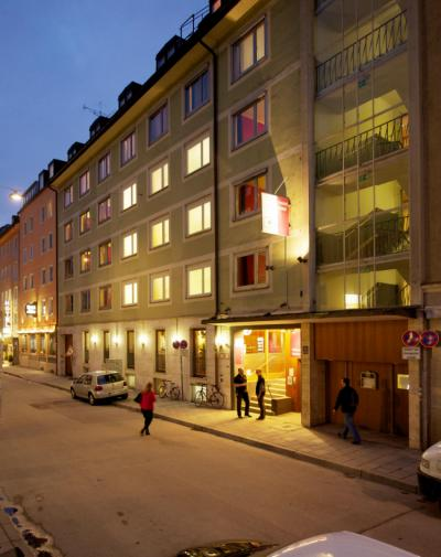 Hostels und Jugendherbergen - THE 4YOU Hostel & Hotel Munich