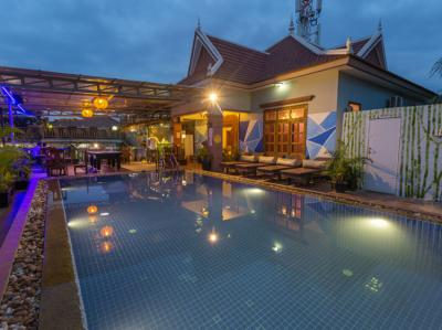Hostels und Jugendherbergen - HI Siem Reap Deluxe Hostel