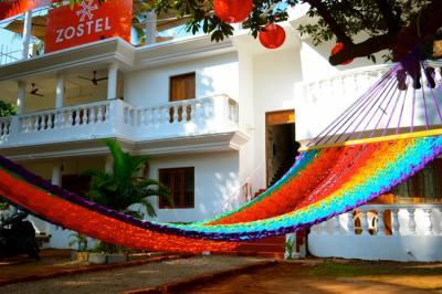 Hostels und Jugendherbergen - Zostel Goa