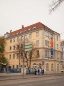 A&O Wien Stadthalle Gebäude