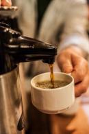Kostenloser Tee / Kaffee