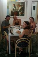 Abendessen mit Gästen
